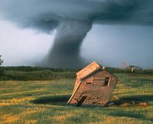 It never rains, it blows…